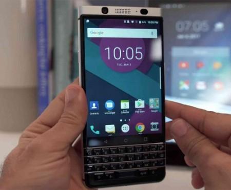 Unlock Blackberry keyone