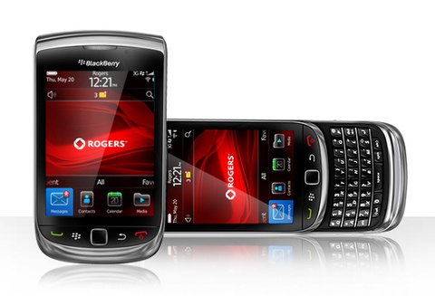 How to unlock Rogers Blackberry 9800 Torch