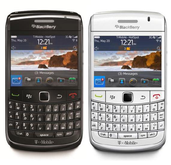 How to Unlock Blackberry 9780 Bold