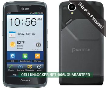 Pantech p8000