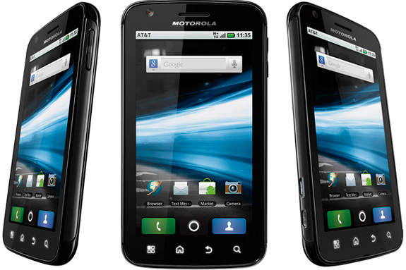 How to Unlock Motorola ATRIX 4G