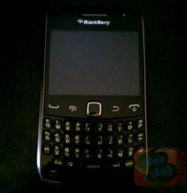 Blackberry orlando curve touch