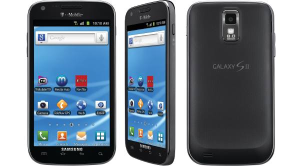 unlock your Samsung SGH-T959 or SGH-T989 Galaxy S II by Unlock Code to
