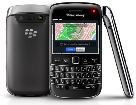 how to unlock fido Blackberry bold 9790