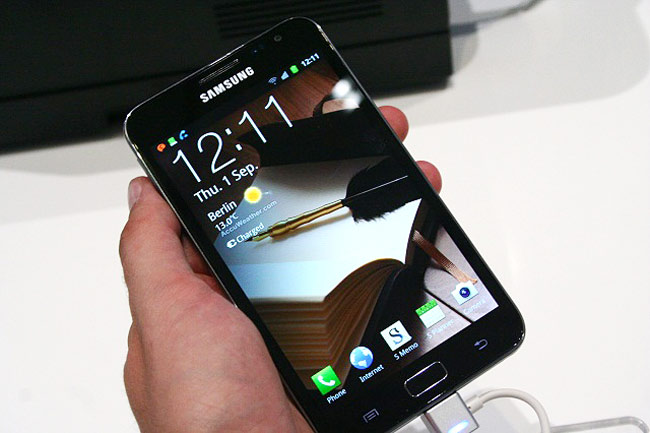 How to Unlock Samsung Galaxy Note N7000 by Unlock Code