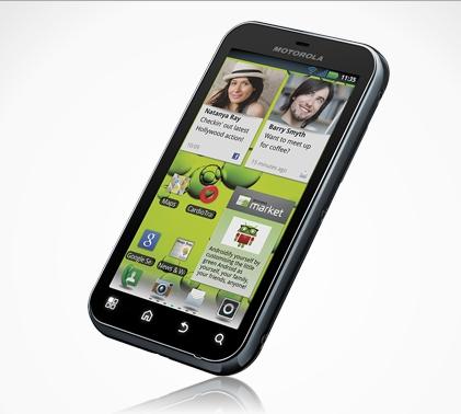 How to Unlock Motorola Defy+ Plus MB526 by Unlock Code