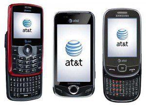 Unlock At&t phones
