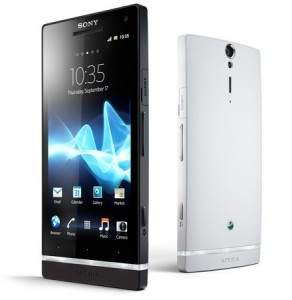 how to unlock sony ericsson Xperia S