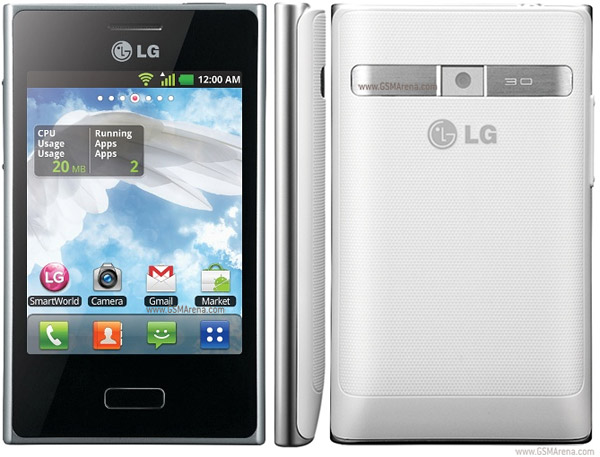 How to Unlock Lg Optimus L3 E400