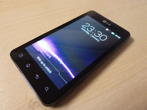 how to unlock lg optimus 3d max p720