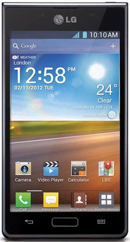 how to unlock optimus l7 p700