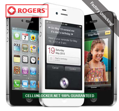 how to unlock rogers iphone