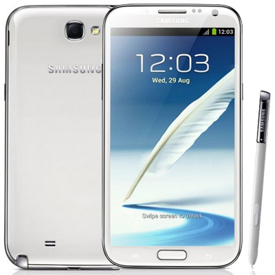 unlock samsung galaxy note 2 II
