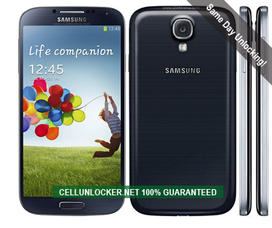 how to unlock samsung galaxy s4 iv