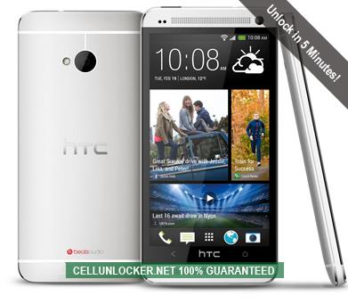 Unlock HTC, Network Unlock Codes | Cellunlocker Net