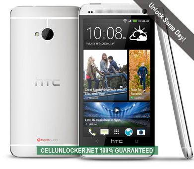 unlock htc one m7