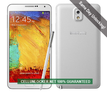 galaxy note 3 III unlock