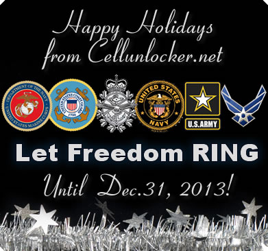 Let Freedom Ring – Free Phone Unlocking for Active-Duty Armed Forces