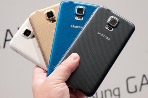 galaxy s5 colors