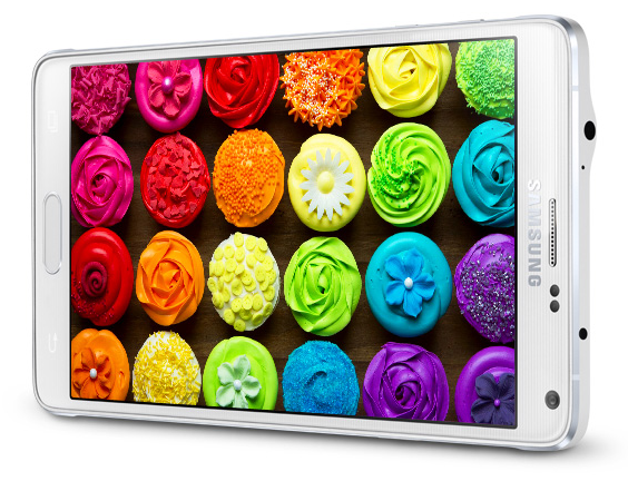 Note 4 Cupcakes Wallpaper colorful