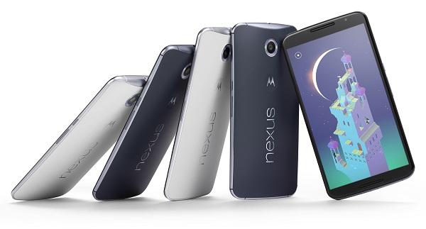 Introducing the Motorola Nexus 6