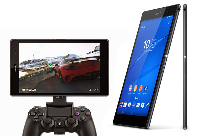 gaming hand held z3 compact tablet