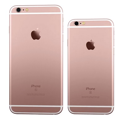 Iphone S Plus Go Rose