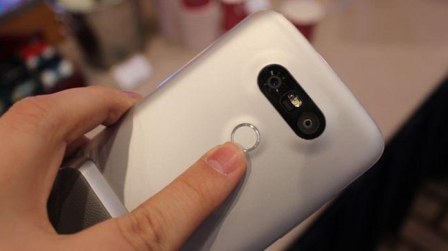 LG Fingerprint