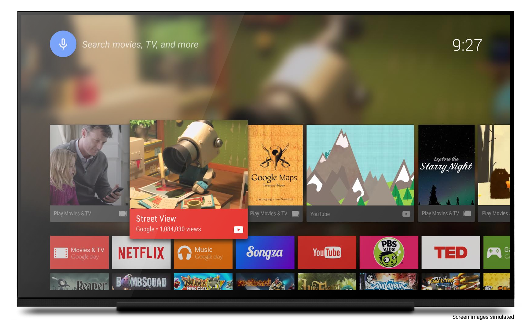 Android TV Receives a Huge UI Overhaul