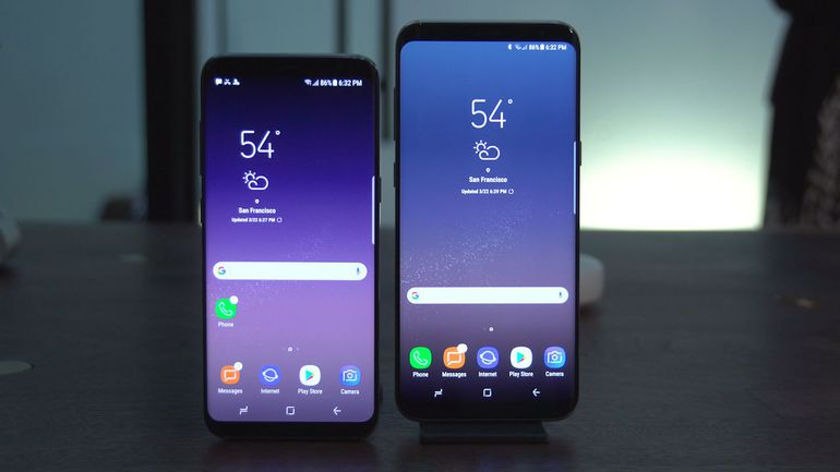 Samsung Galaxy S8 latest update removes black navigation bar and adds UI tweaks