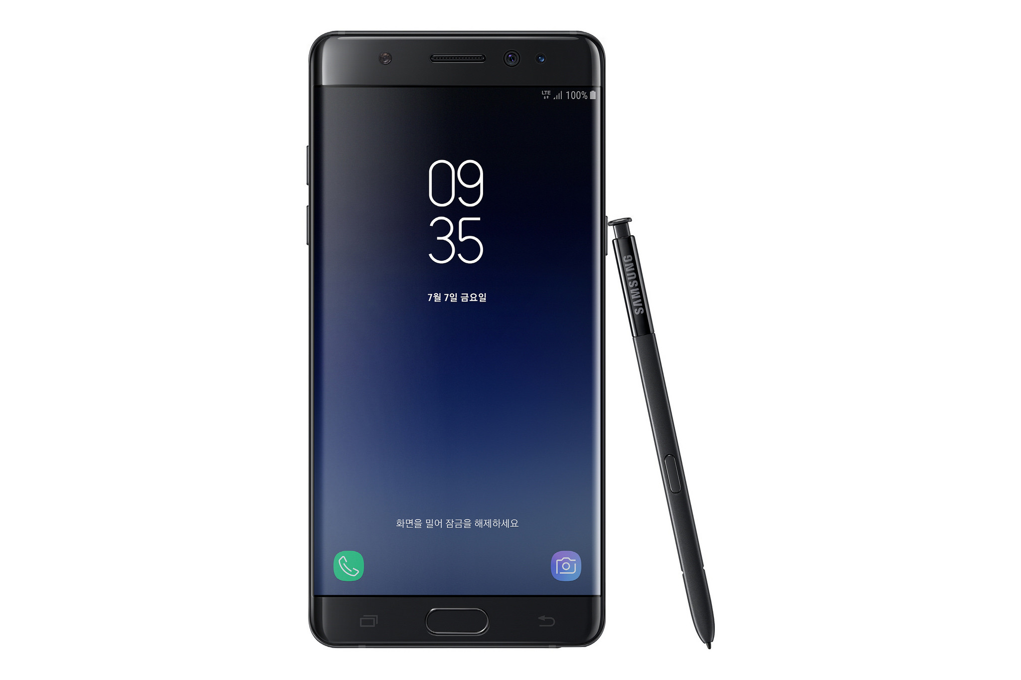 Samsung Galaxy Note 7 (Galaxy Note Fan Edition) Sold Out In 2 Days!