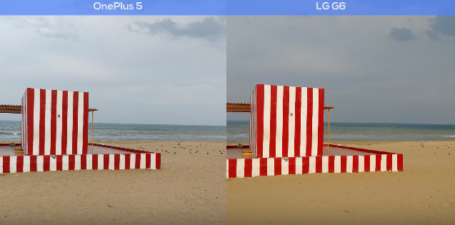 LG G6 vs. OnePlus 5: Who has the better dual camera?