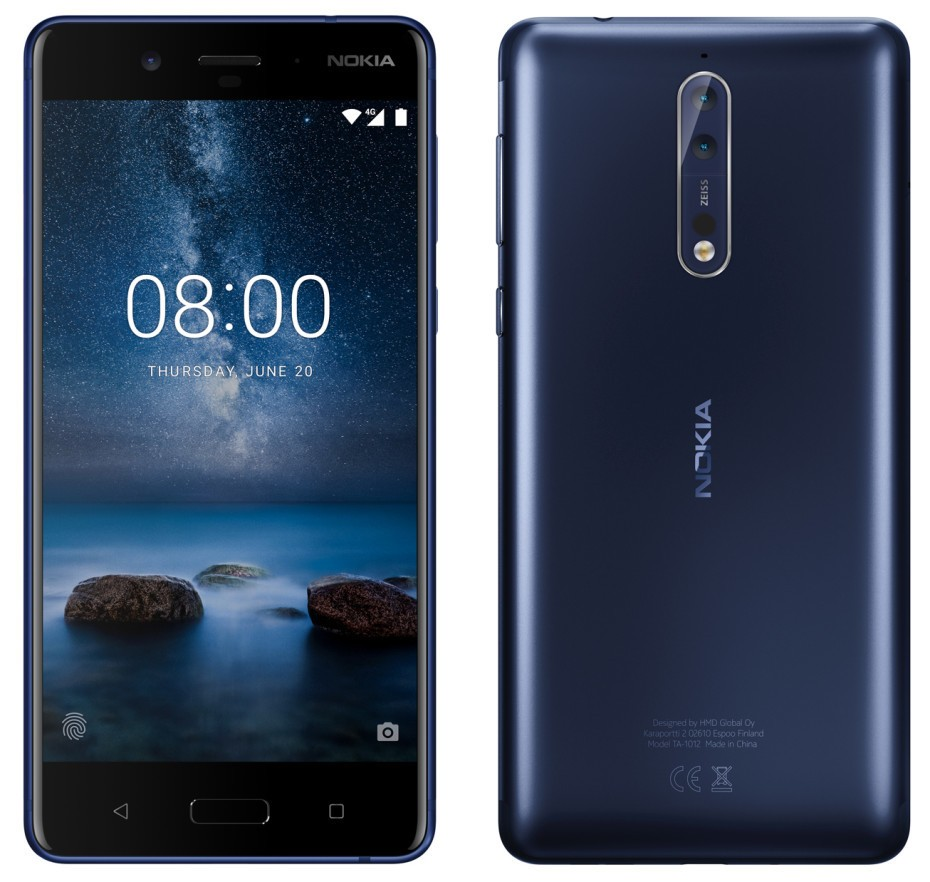 "Nokia's Newest Flagship ""Nokia 8"" Final Leaks"