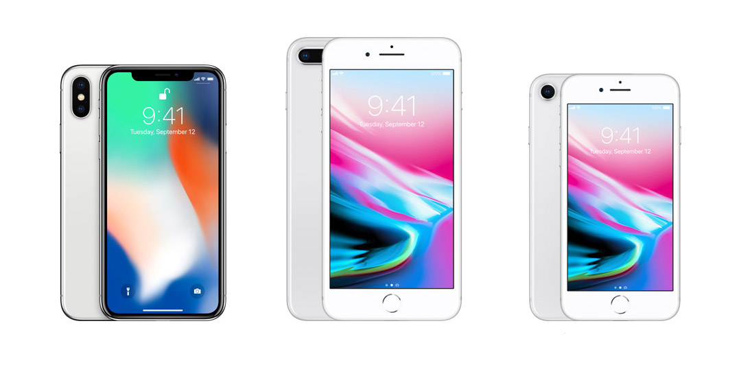 iPhone 8 vs. iPhone 8 Plus vs. iPhone X: This is the Best One