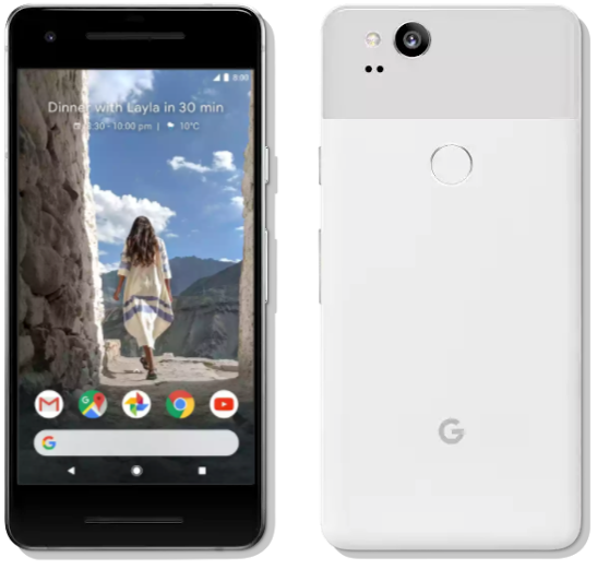 Google Pixel 2 & the Pixel 2 XL: #Courage (No Headphone Jack)