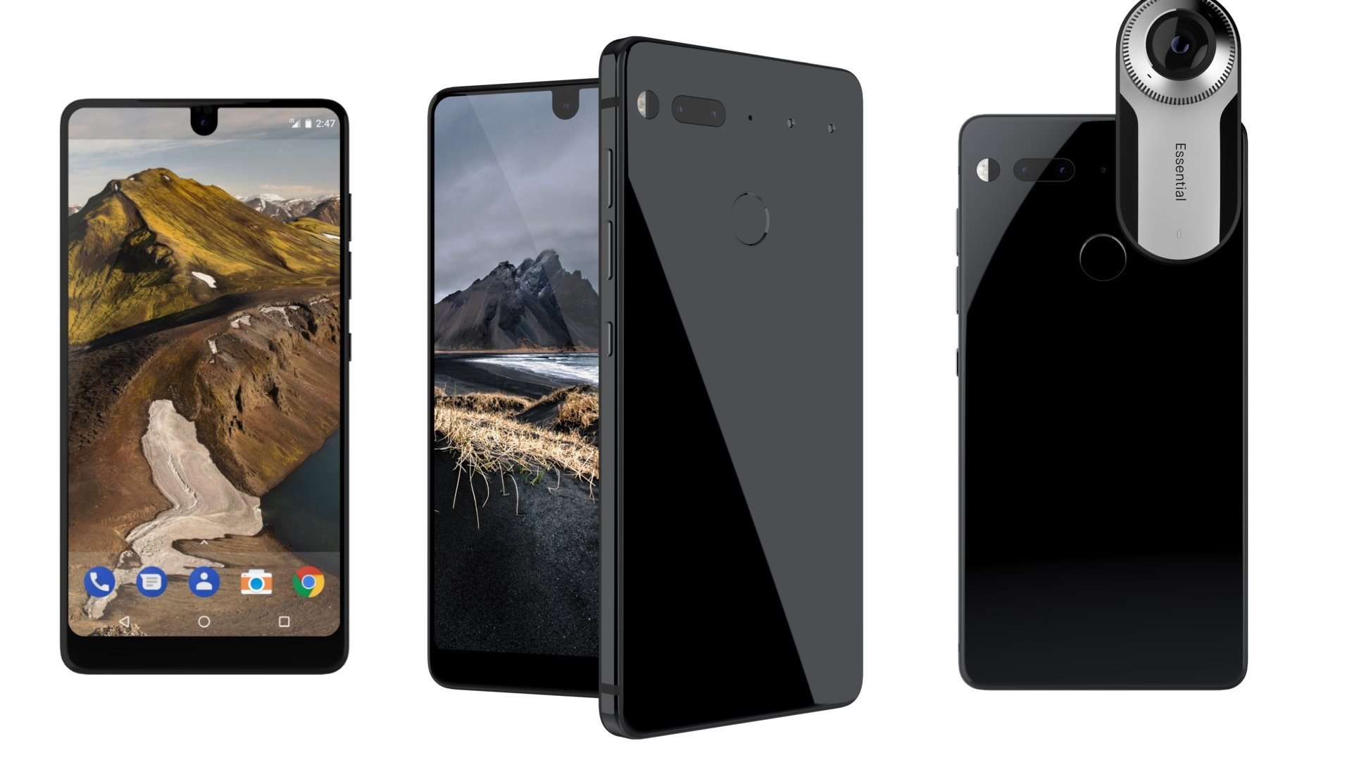 The Essential Phone's Price Reduced to $499
