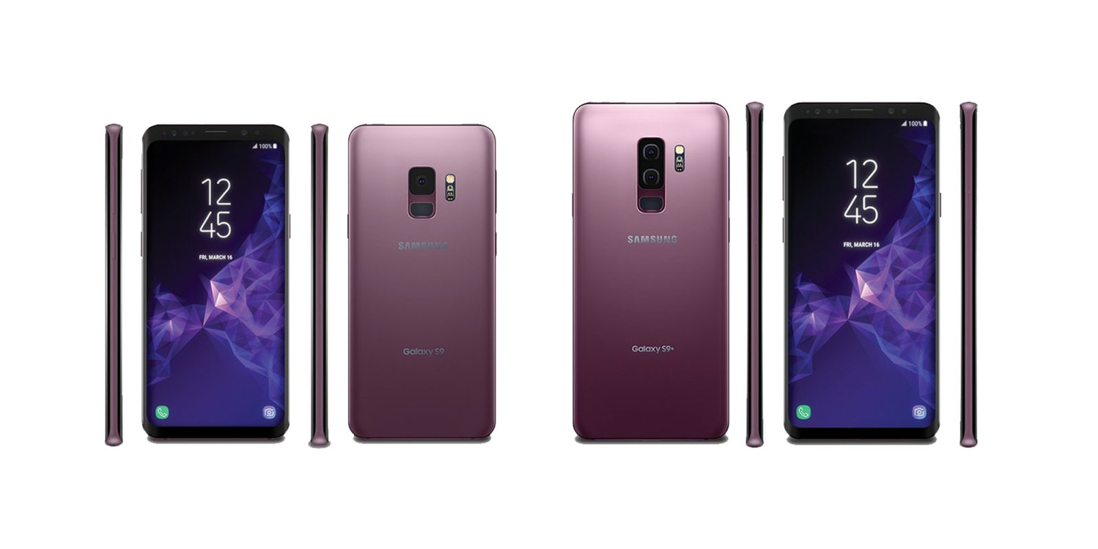 Samsung Galaxy S9 Reports Indicate Inclusion of Stereo Speakers and 3D Emoji