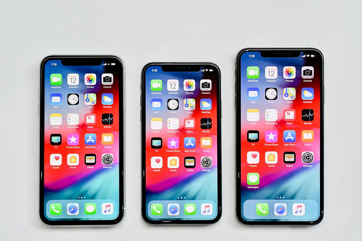 iphone xs comparison