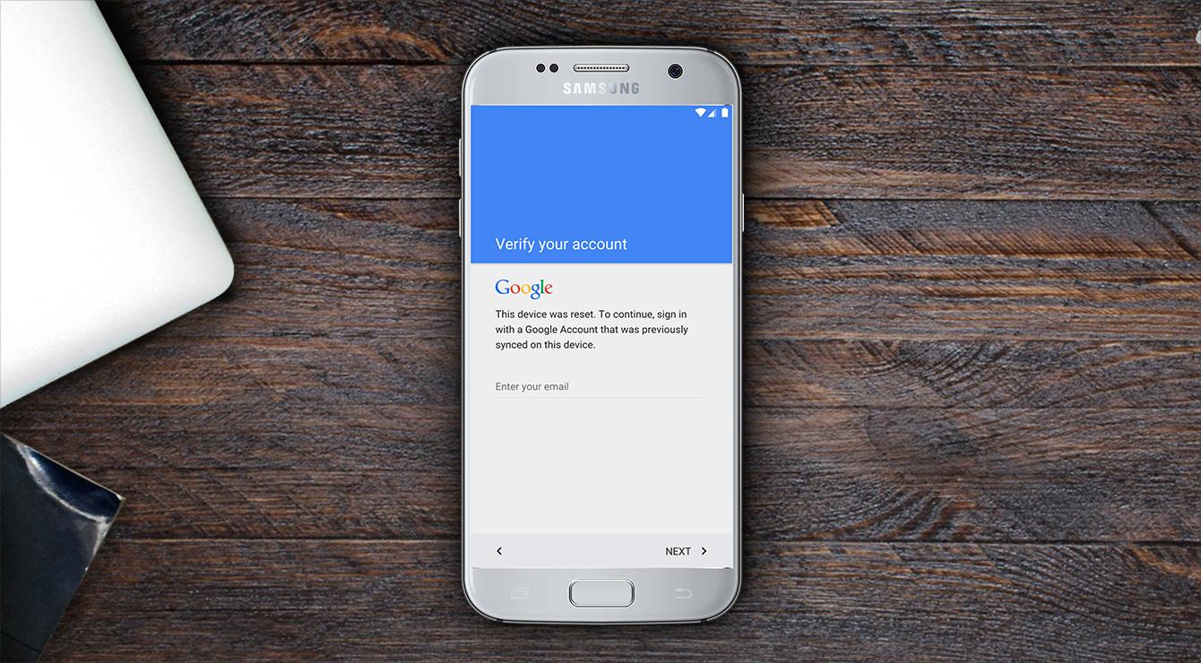 google bypass samsung