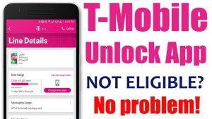 tmobile unlock app